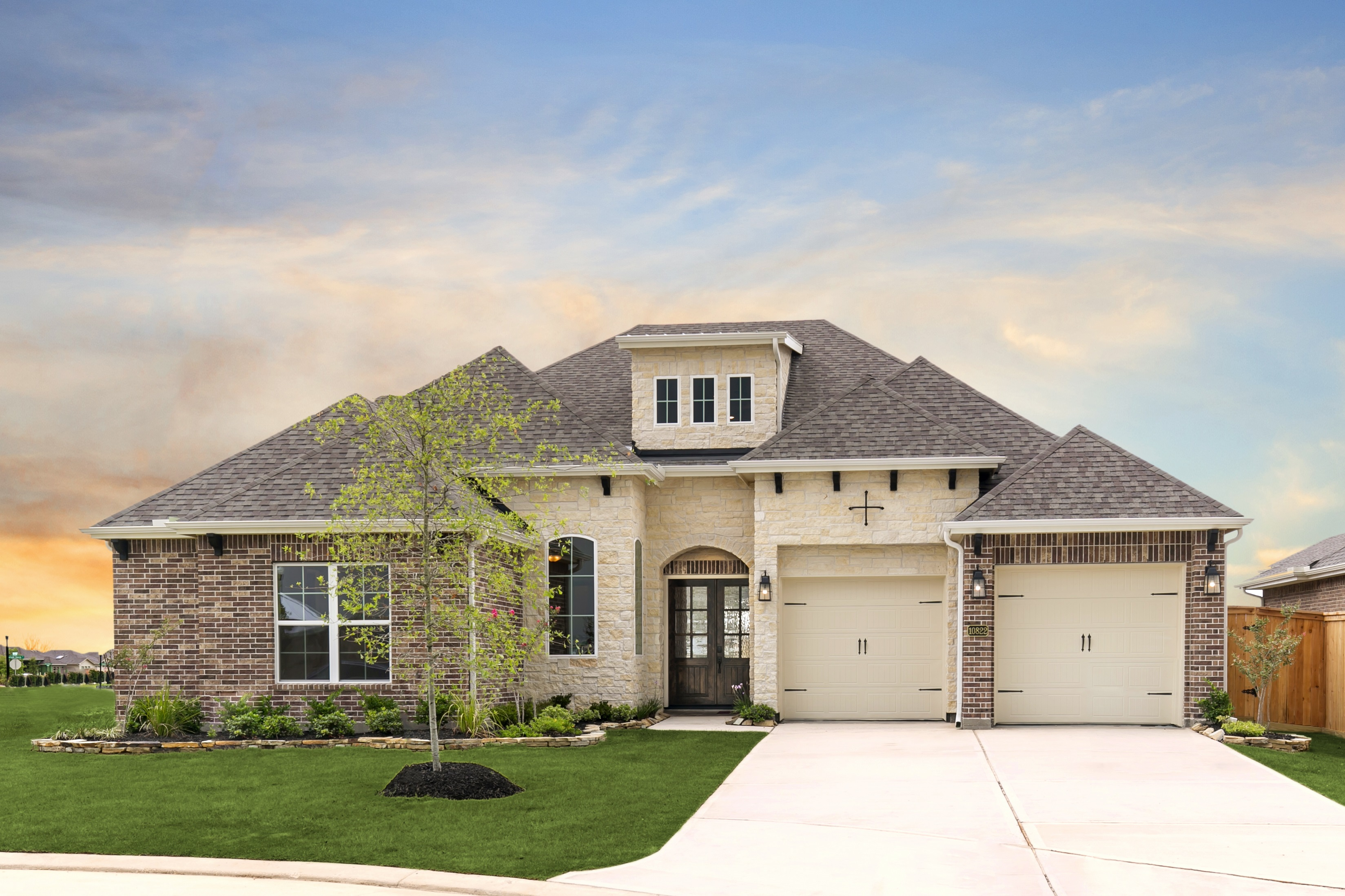 Waterfront Community in Cypress TX