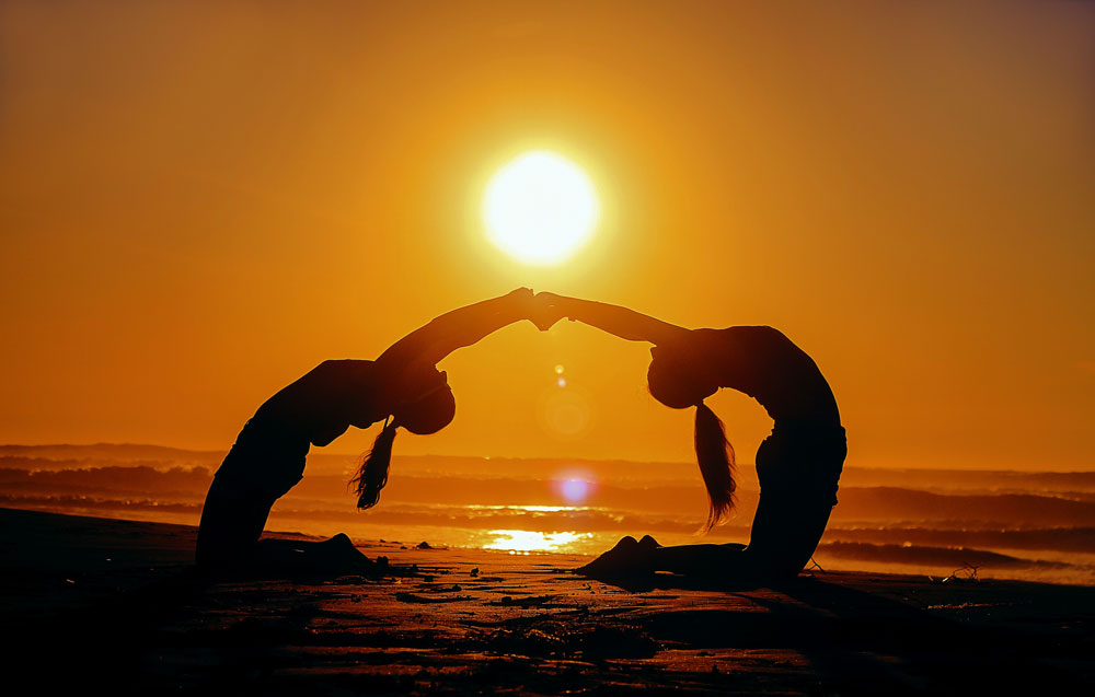 Pre-Valentine's Day Partner Yoga+Thai Massage Workshop