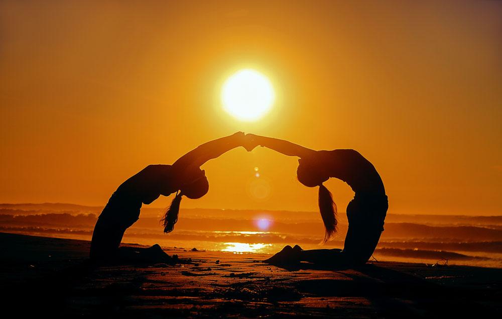 Pre-Valentine's Day Partner Yoga+Thai Massage Workshop