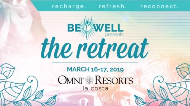 Be Well Weekend Yoga Retreat