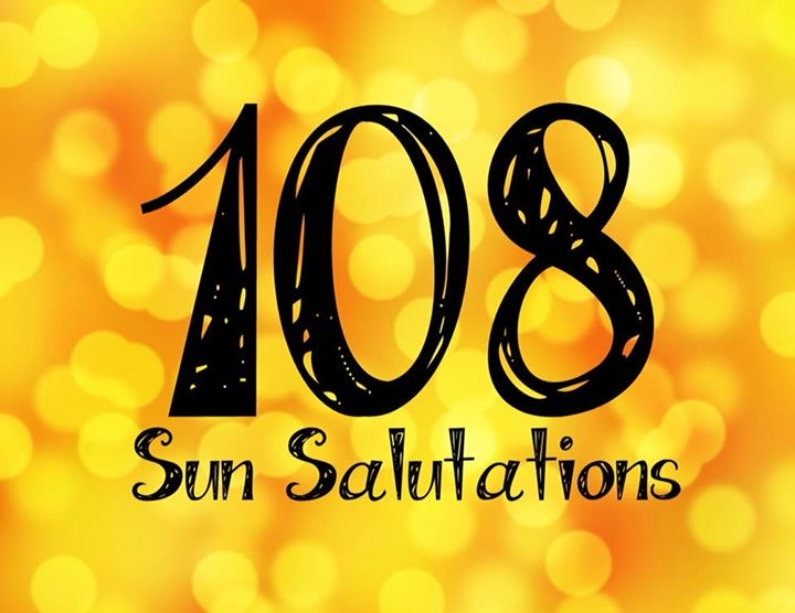108 Sun Salutes:  SummerSolsticePractice