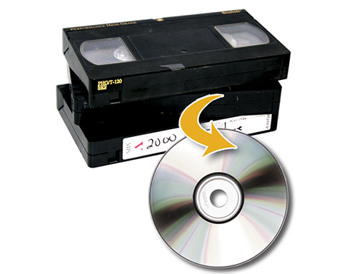 Video & DVD Transfers