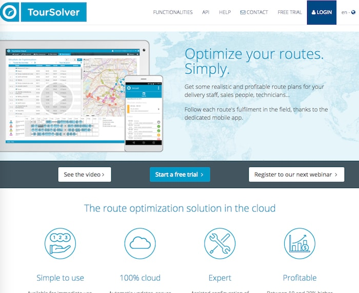 Route Optimzation Tool
