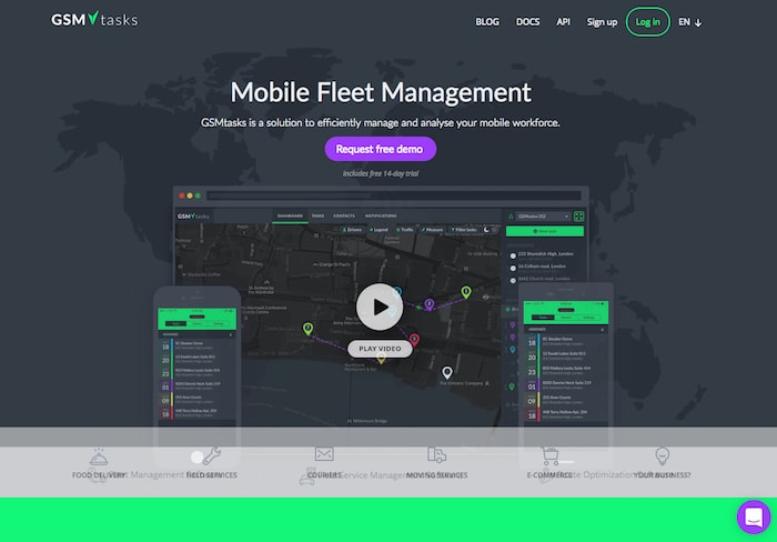 Mobile Fleet Management