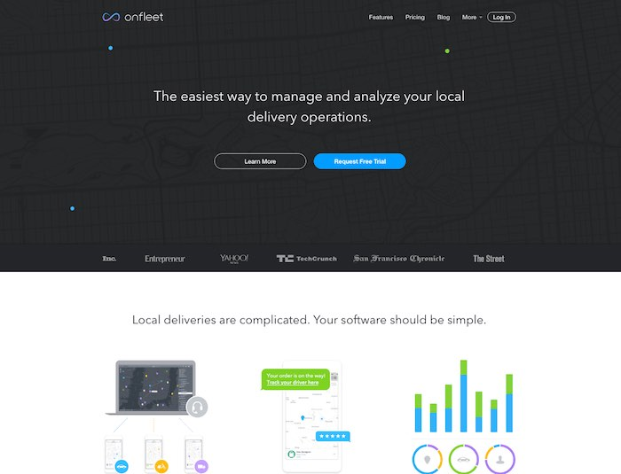Local Delivery Optimization Tool