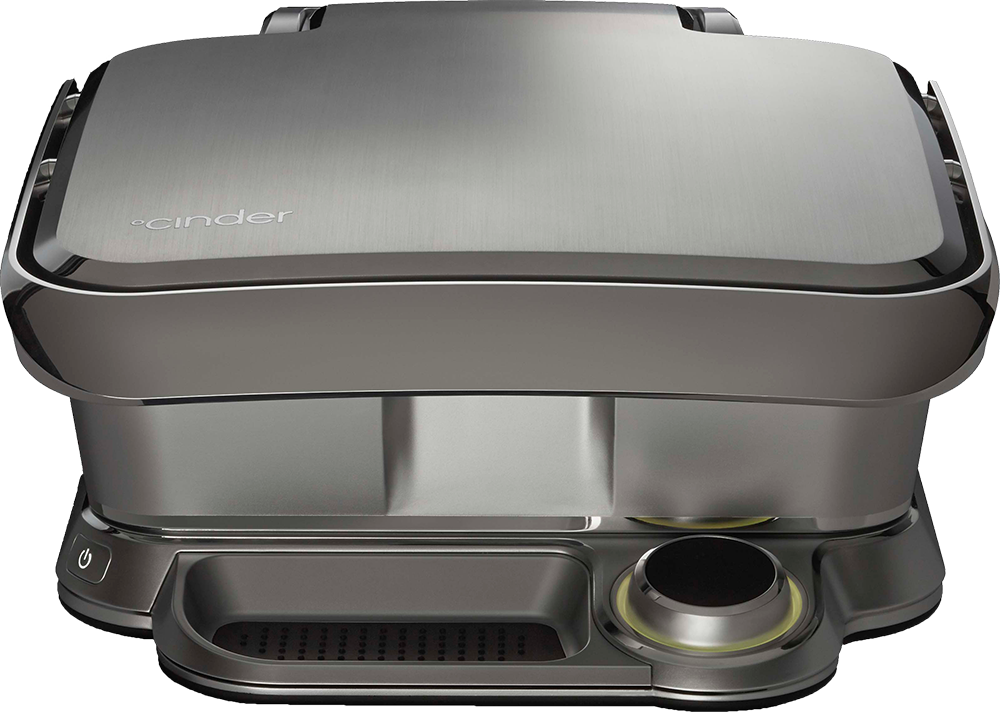 Cinder Indoor Grill Sous Vide Grill for Precise Cooking