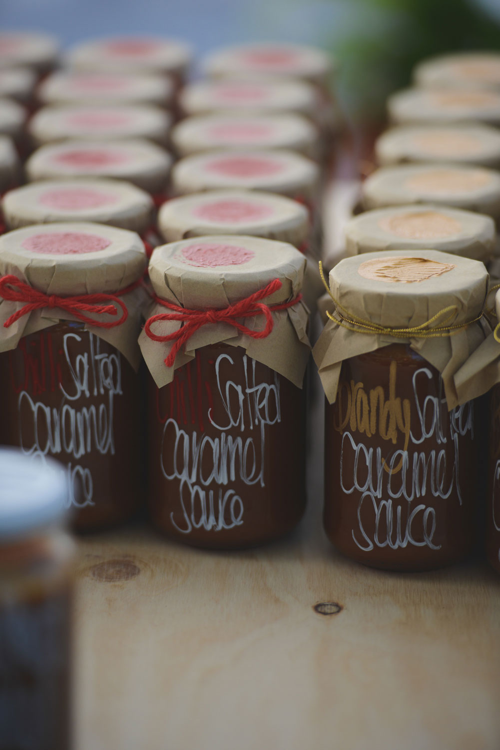 Meet the Maker : Salted Caramel Sauce