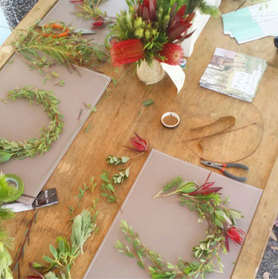 WORKSHOP : KOLBEERAE FLOWER CROWN WORKSHOP