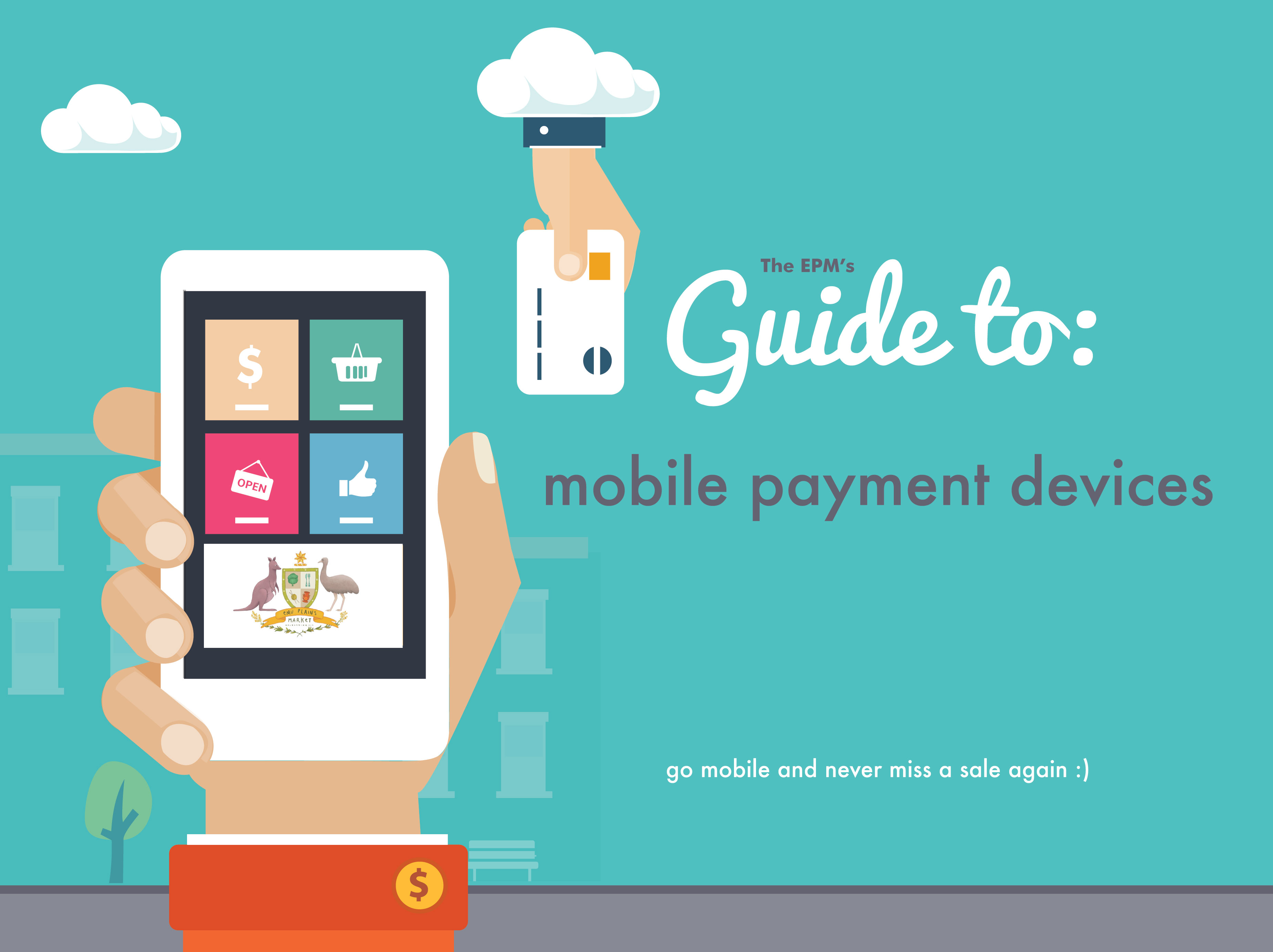 STALLHOLDER TIPS : MOBILE PAYMENT DEVICES