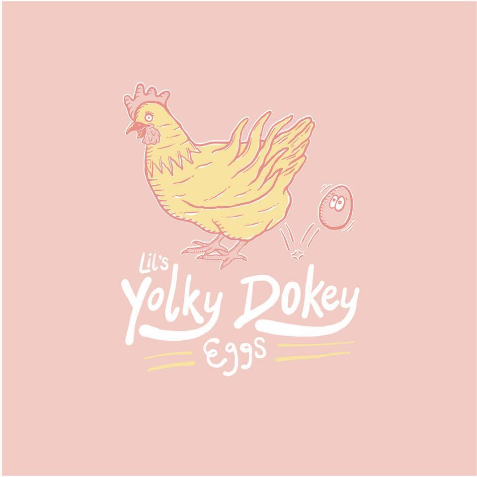Lil's Yolky Dokey Eggs