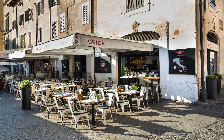 Obica Mozzarella Bar Italian Restaurant And Pizzeria In Campo Dei