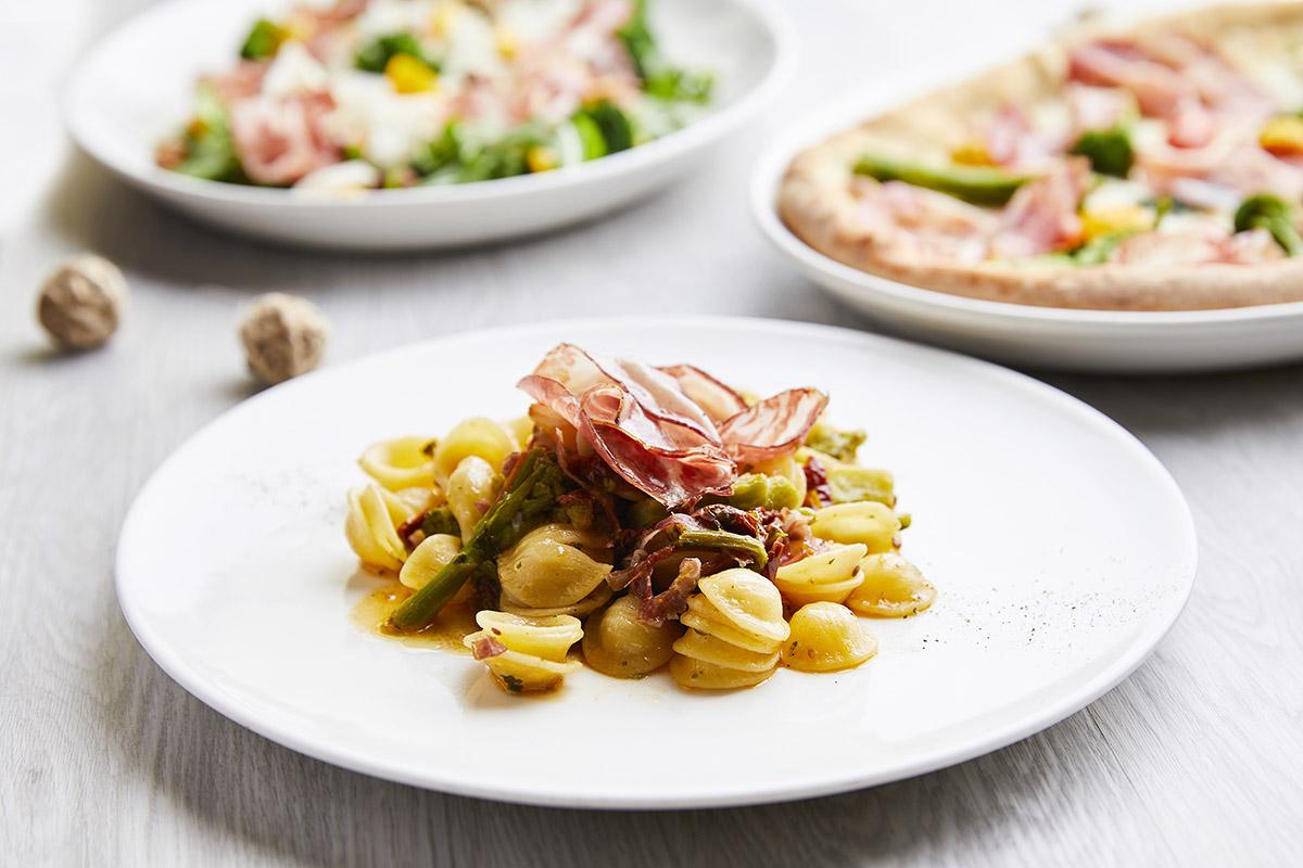 Orecchiette Fresh Pasta with Capocollo di Martina Franca