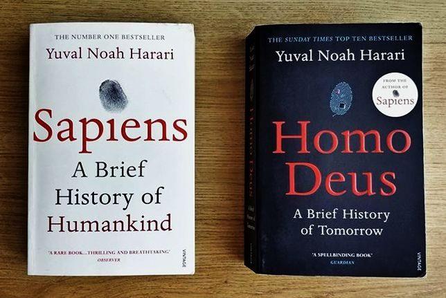 Sapiens - Homodeus Books