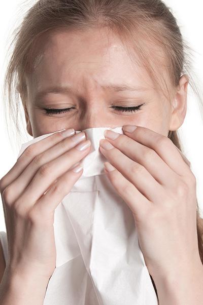 Sinus infection pain