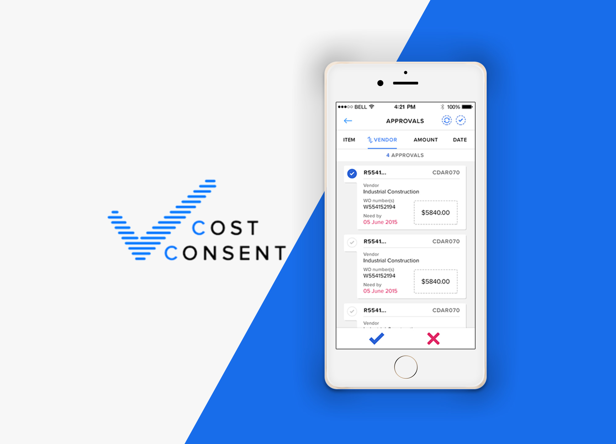 Cost Consent