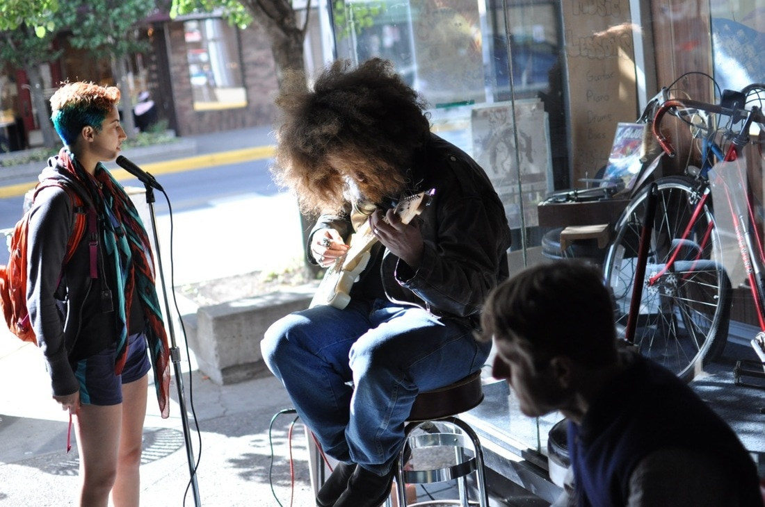 HNAF Storefront Band