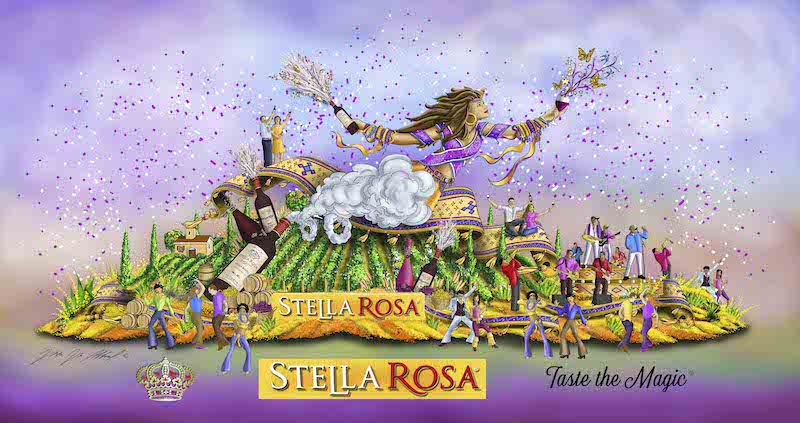 Fiesta Parade Floats