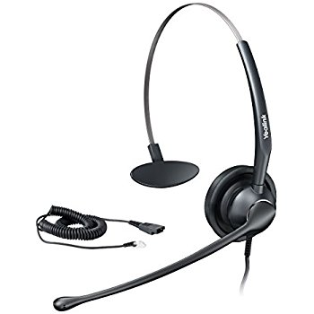yealink headset for business phone system
