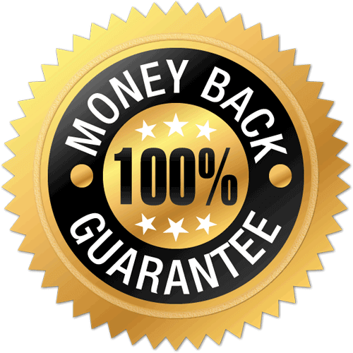 Money Back Guarantee on all your pressure washing and window cleaning services.