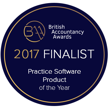 Finalist Practice Software of the Year 2017