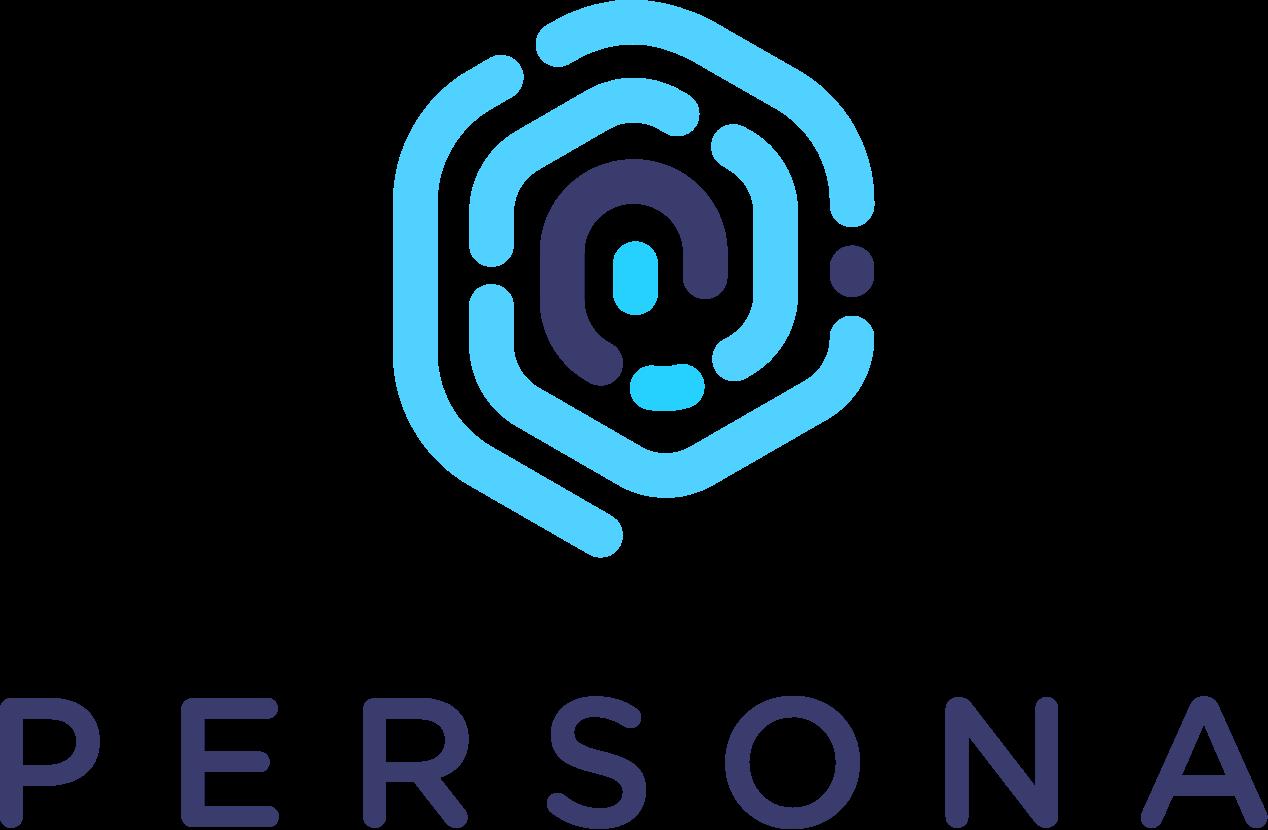 persona logo blockchain