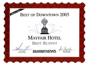 best of downtown 2005