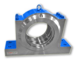 Bri-Mac can supply this Bearing Housing Range in a Flame-Cut