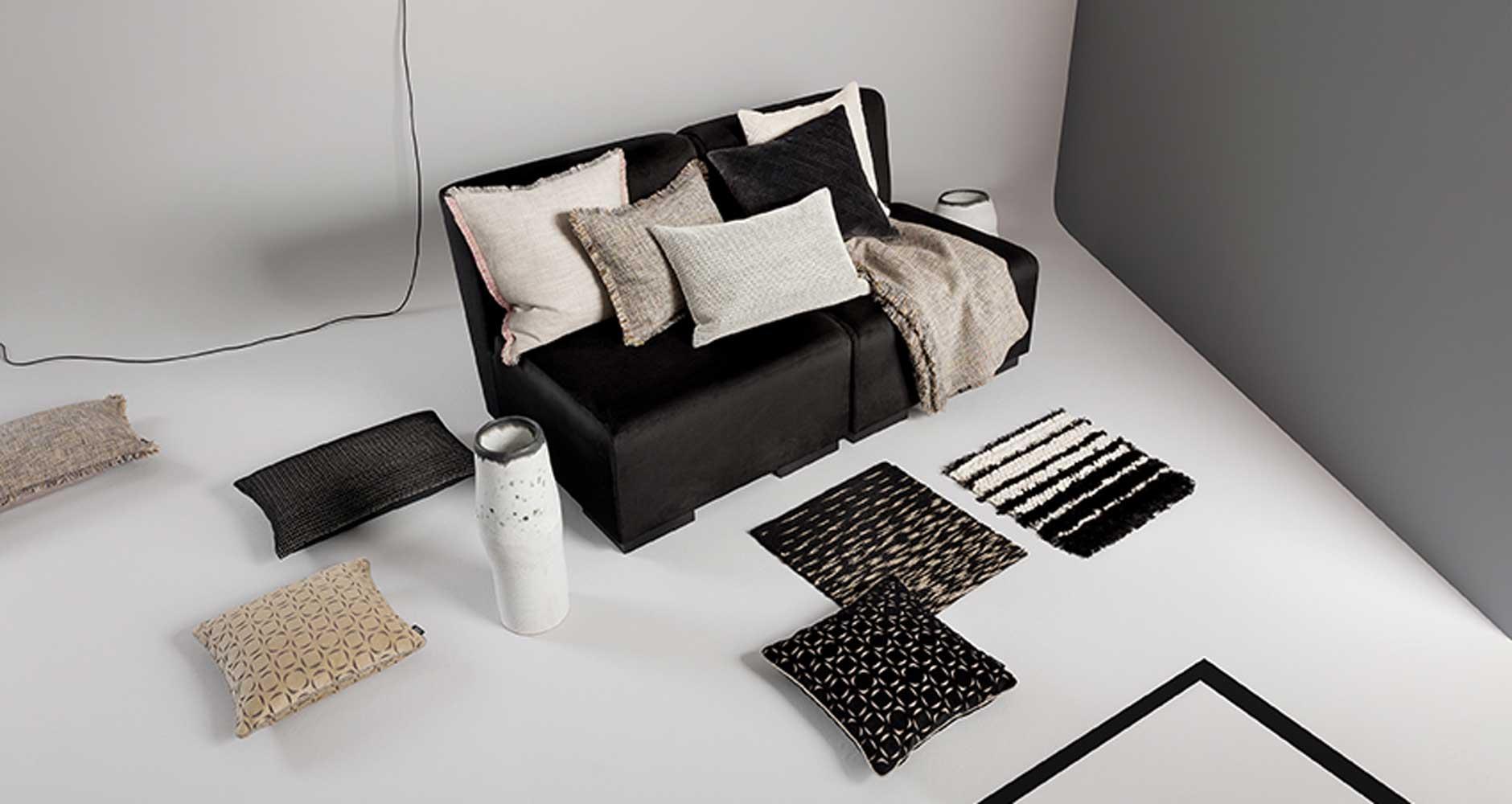 Textilien von Sahco