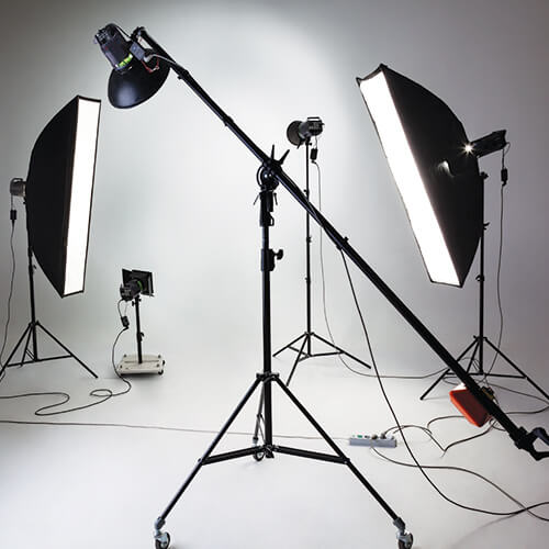 Studio Lighting Kits