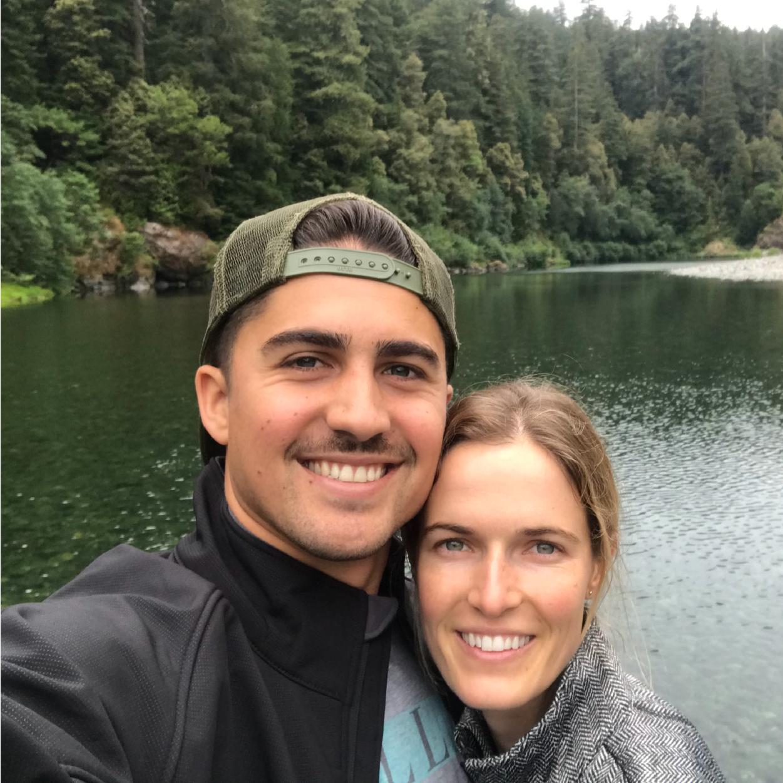 Caleb and Kirsten Sherwood
