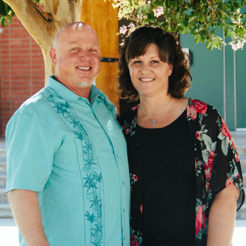 Paul and Trish Costelow