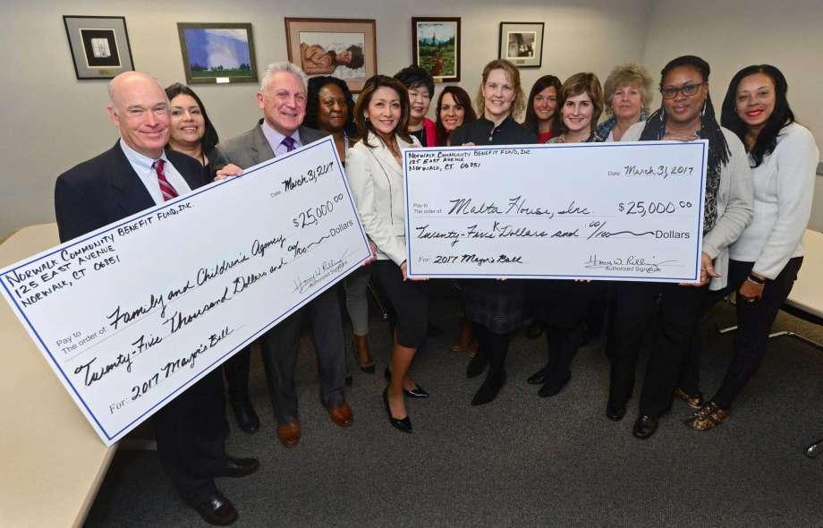 Norwalk's 2017 Community Ball raises record $50K
