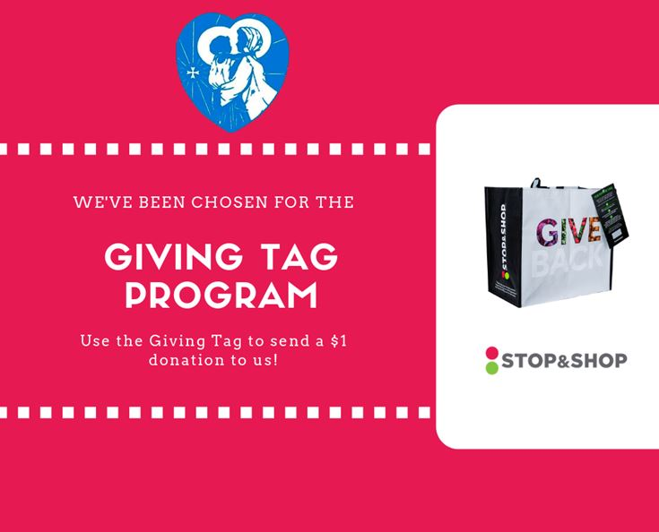 Stop and Shop Giving Tag Program