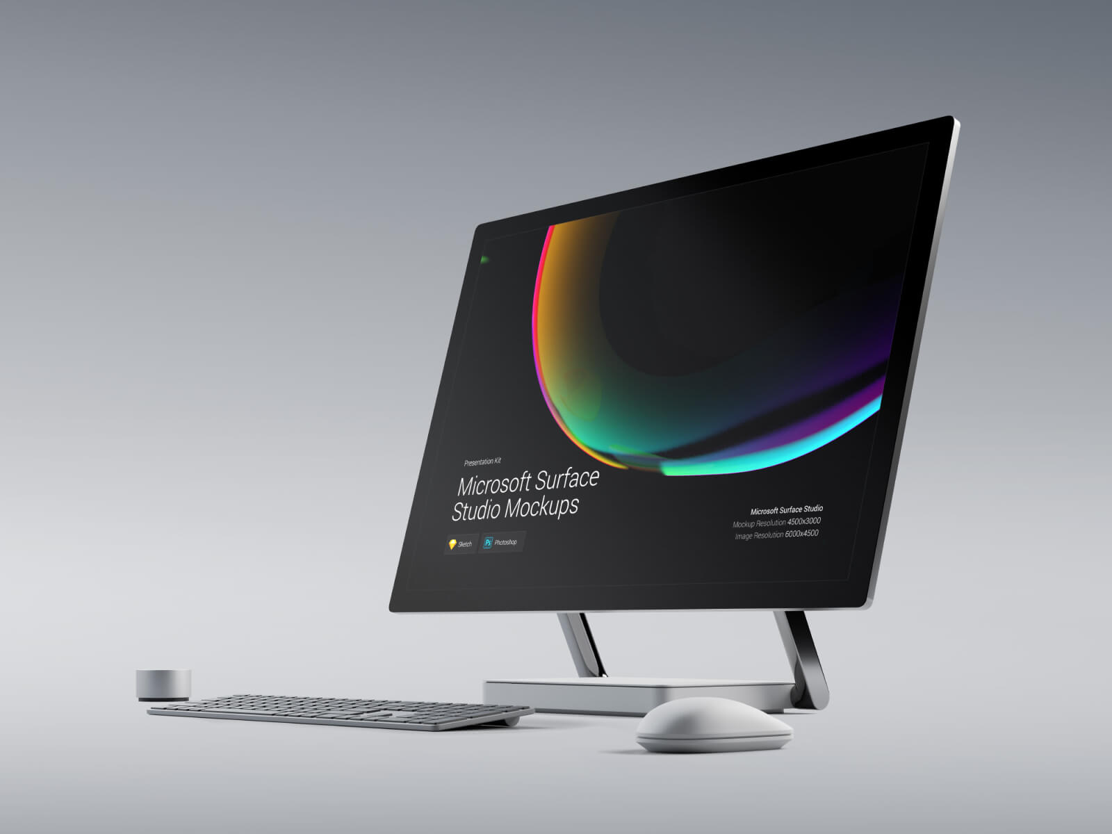 Uno Agency Surface Studio