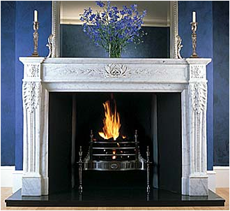 Antique Fireplaces by Marble Hill . Antique fireplaces are available in many variations bringing the natural beauty of any period property.