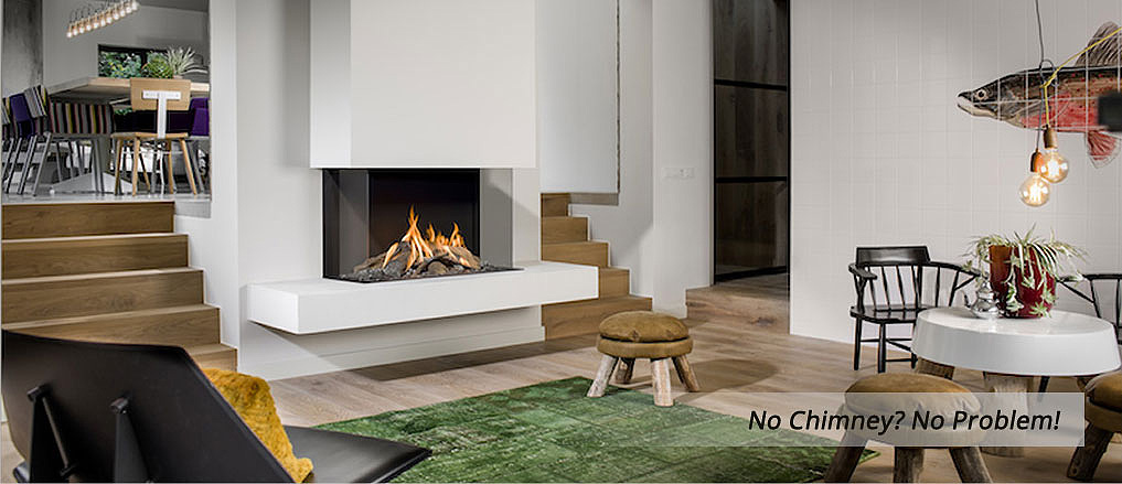balanced flue fireplaces