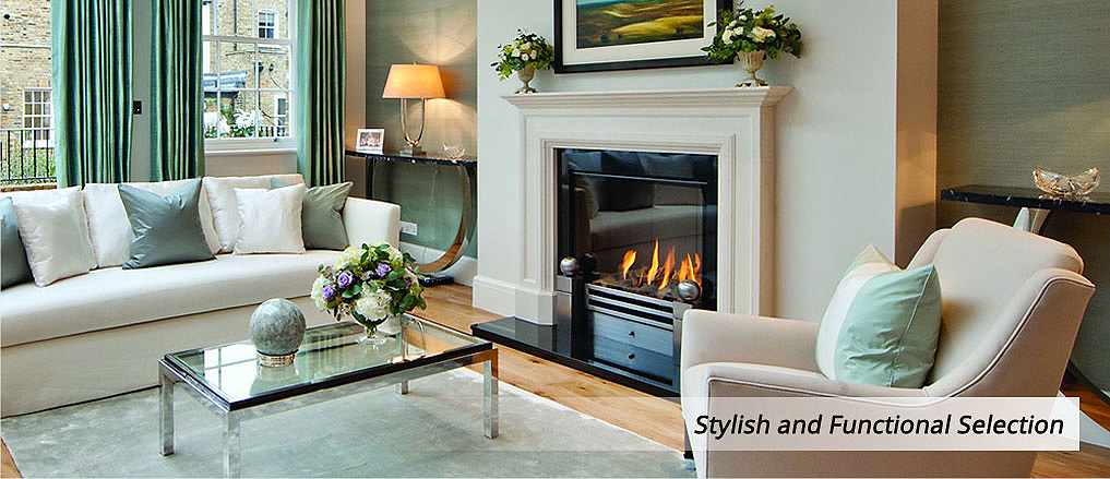 balanced flue gas fires