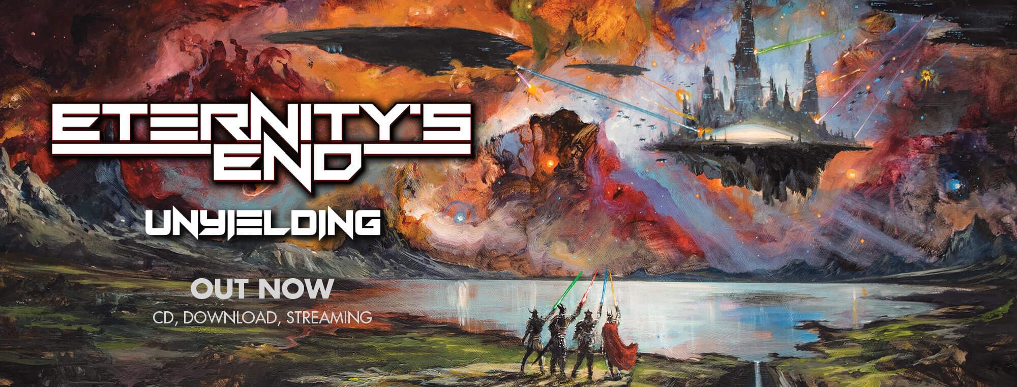 Eternity's End - Unyielding Promo