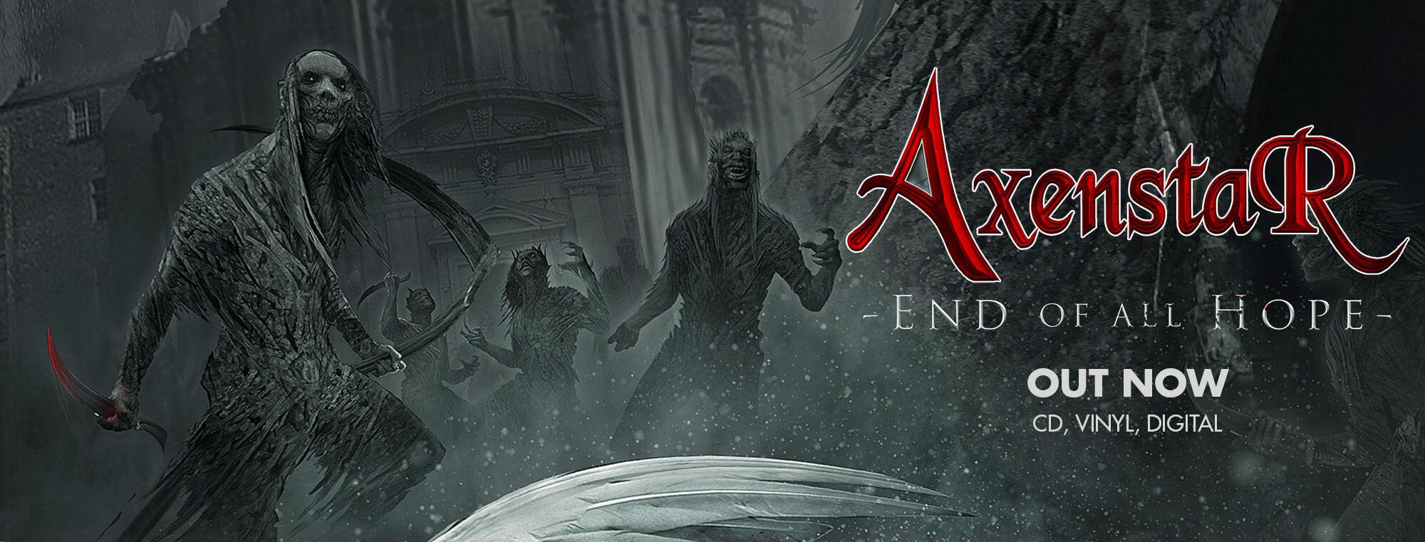 Axenstar - End Of All Hope Promo
