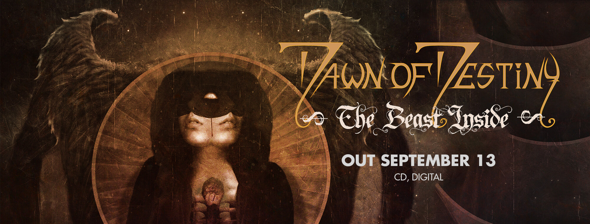 Dawn of Destiny - The Beast Inside Promo Picture