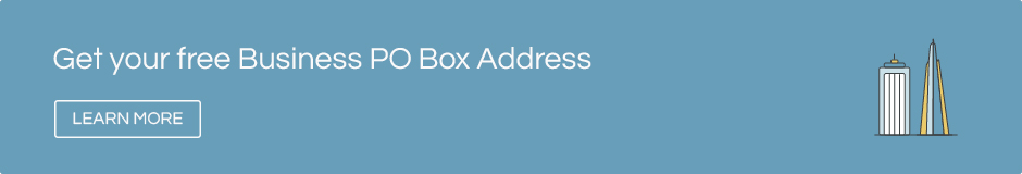 Free Business PO Box Address
