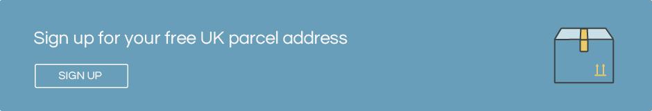 UK Parcel Address