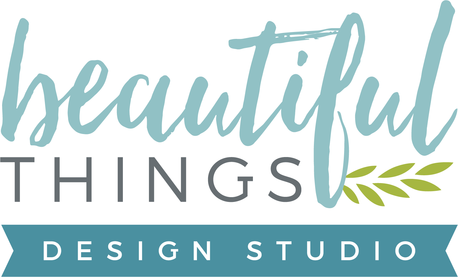 Beautiful Things Design Studio logo