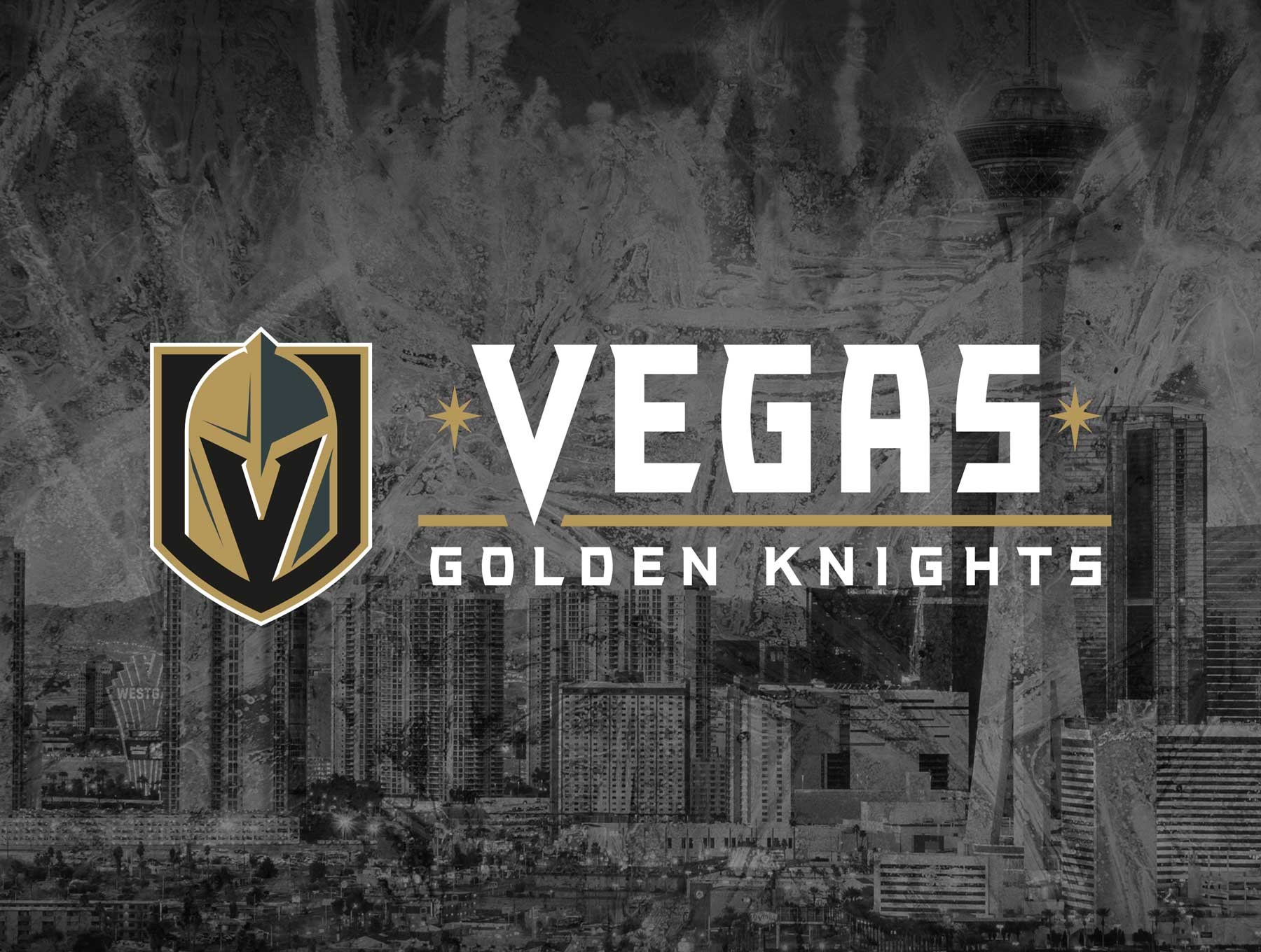 Vegas Golden Knights logo.