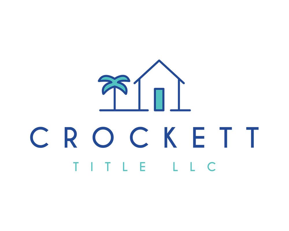 Crockett Title LLC logo  in Jacksonville, FL.