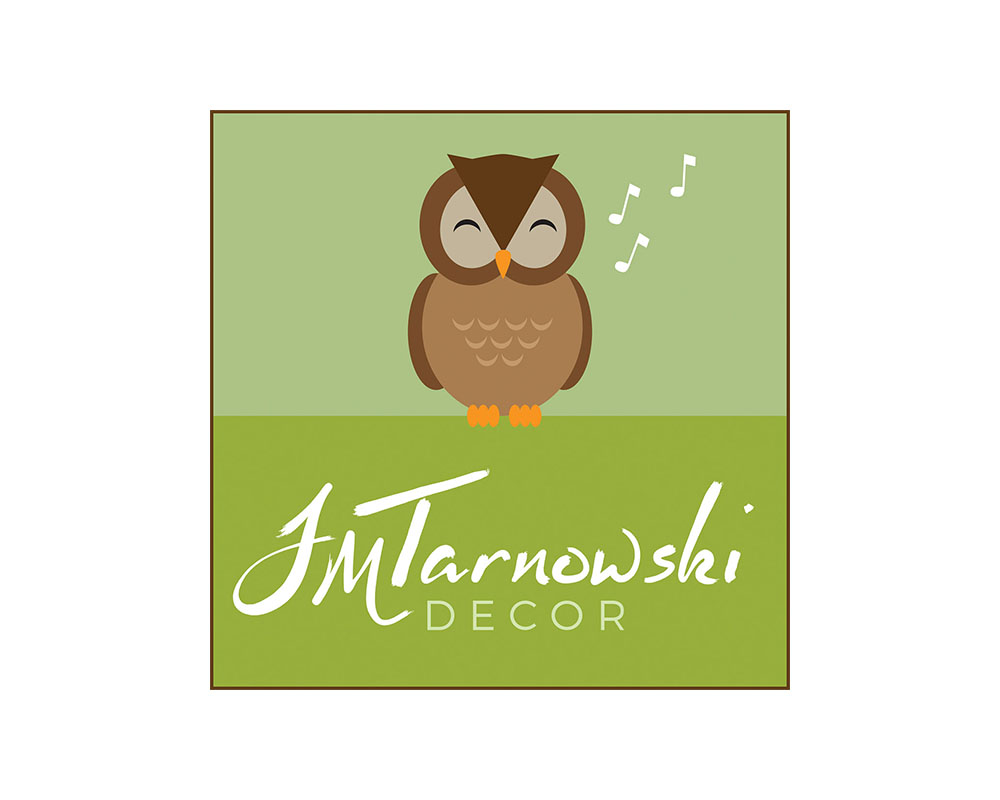 JM Tarnowski Decor logo in Southern California.