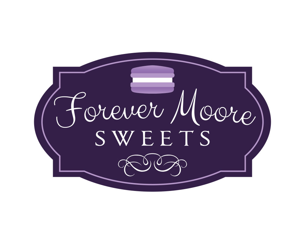 Forever Moore Sweets Logo.
