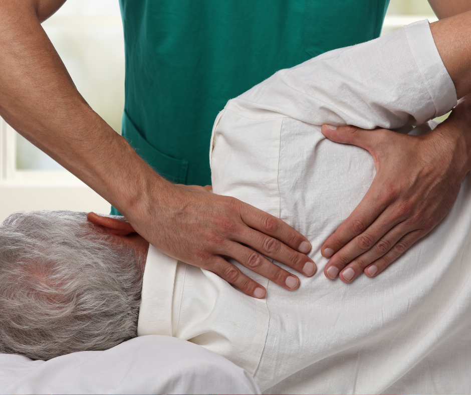 Physiotherapy shoulder pain assessment at blackgold physiotherapy clinic in fort mcmurray