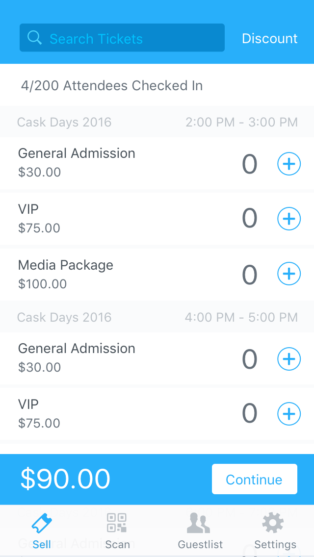 Ticket Manager