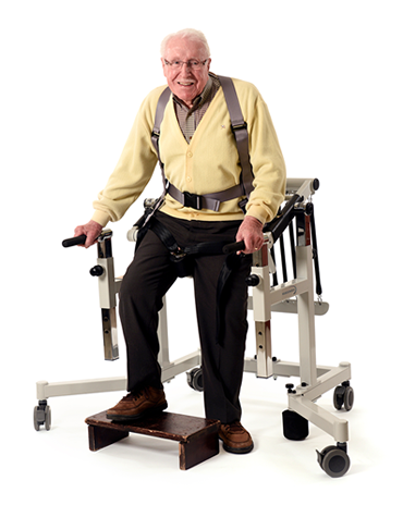 NeuroGym® Rehab are mobility innovators! Why? We enable active movement when it would otherwise be unsafe or impossible to do.